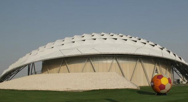 World Cup Stadium Doha